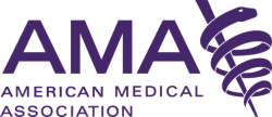 American Medical Association Badge