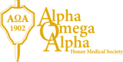 Alpha Omega Alpha Badge