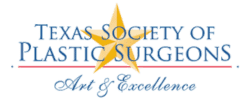 Texas Society of Plastic Surgeons Badge